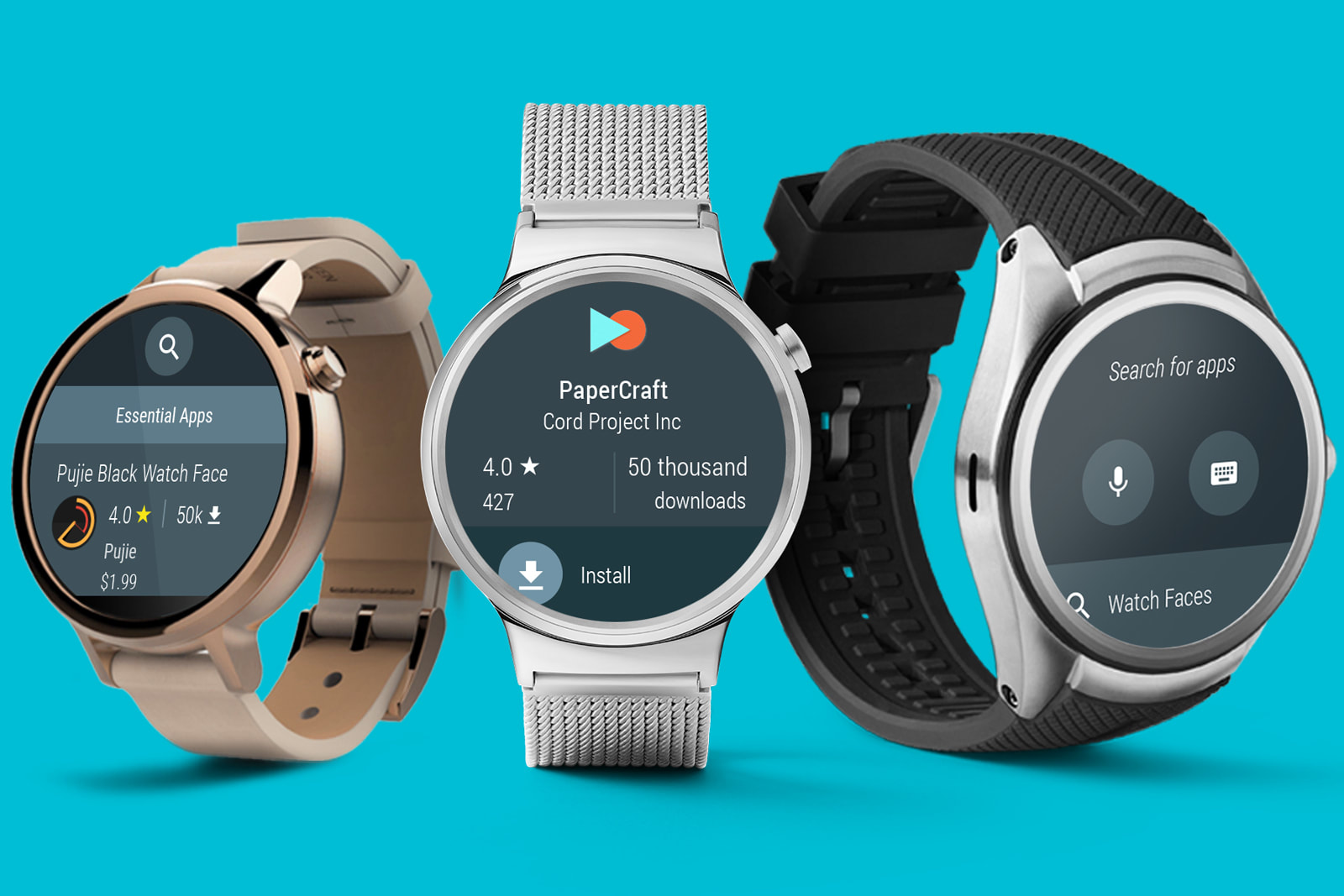 Android Wear android wear 2.0 will launch on a pair of flagship