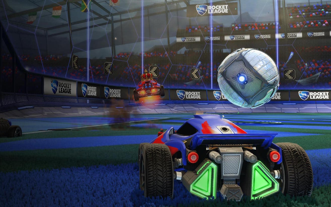 Rocket League' maker has 'figured out' PS4/Xbox One cross-play