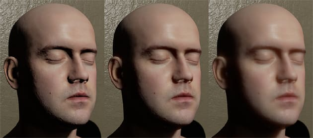 The new Unreal Engine will bring eerily realistic skin to