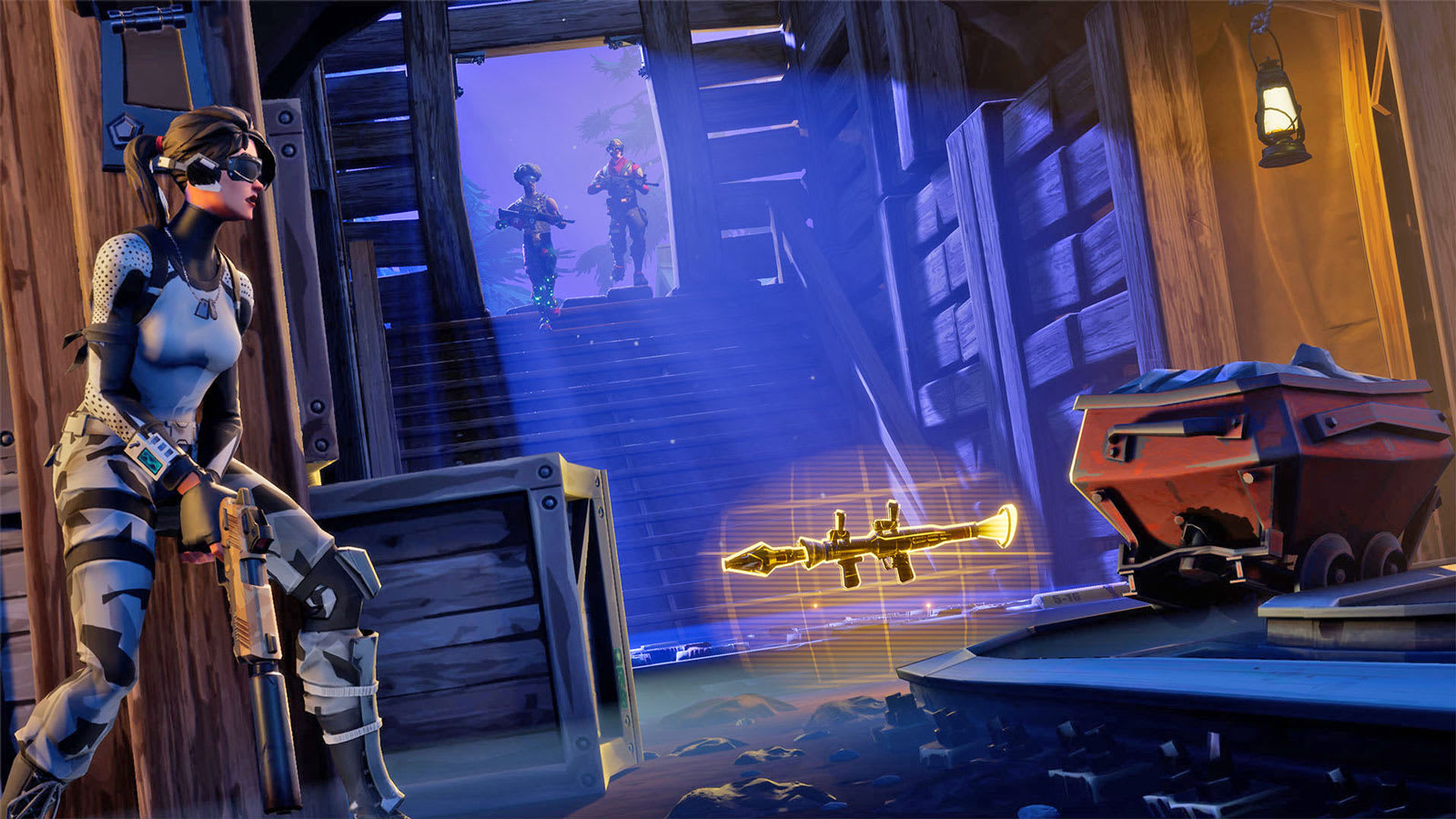 Fortnite' could partially lose the one thing that makes it unique