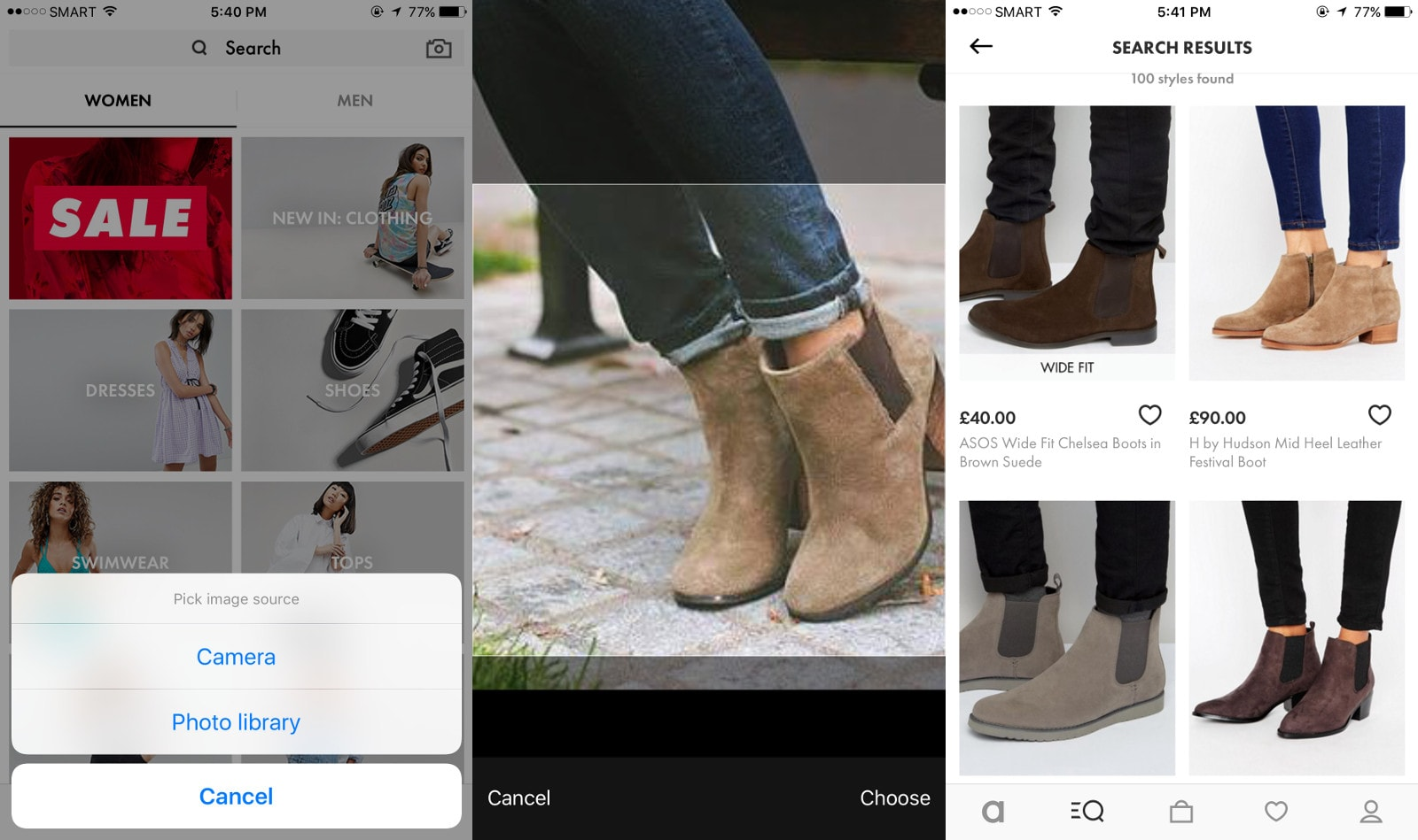 Image result for asos image search
