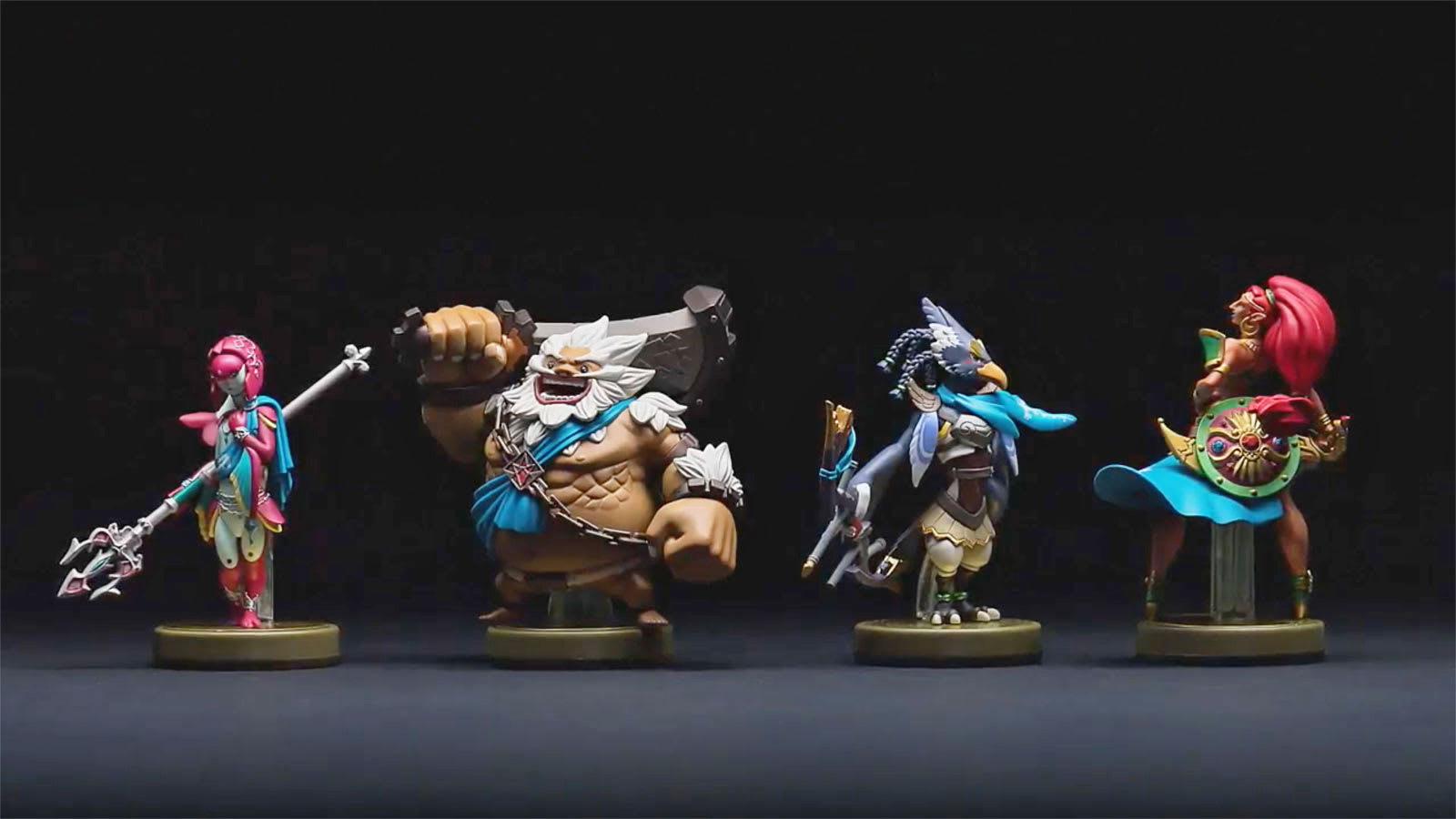 Nintendo Is Releasing Amiibo For A Legend Of Zelda Add On