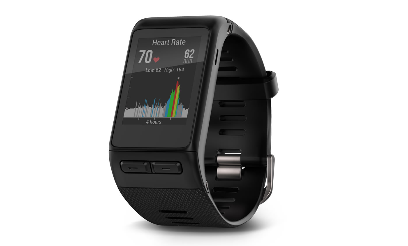 50171d7c4cc Garmin has revealed the Vivoactive HR sports watch and Vivofit 3 activity  tracker