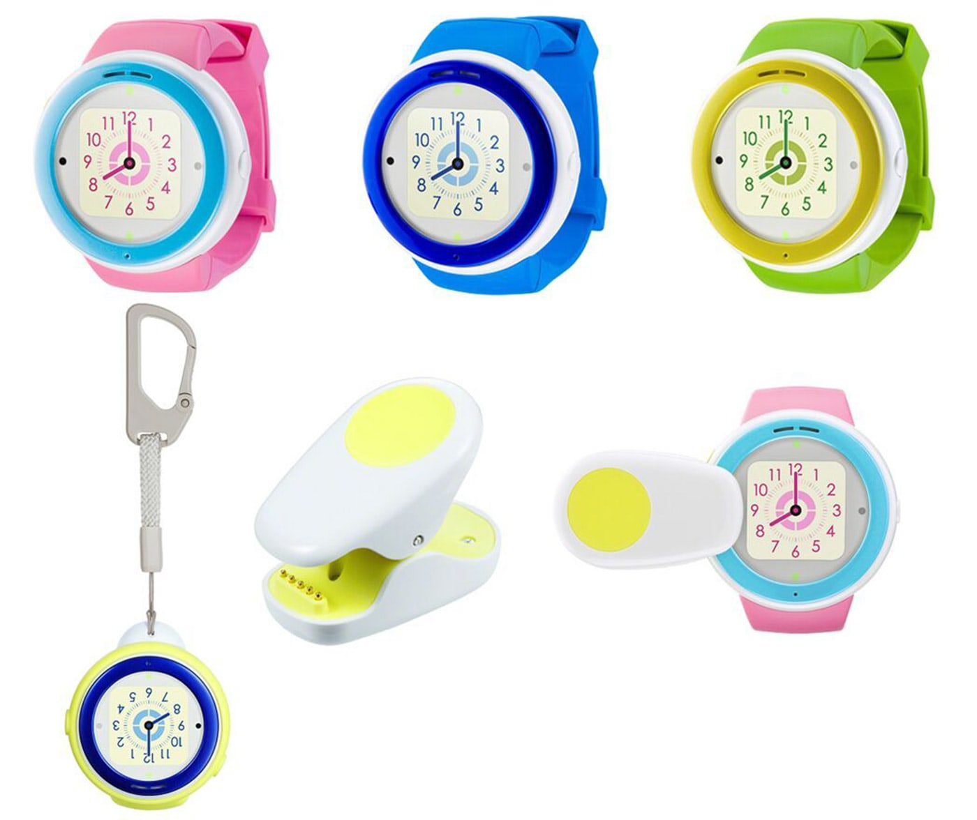 Parents can call their kids directly on this smartwatch in Japan