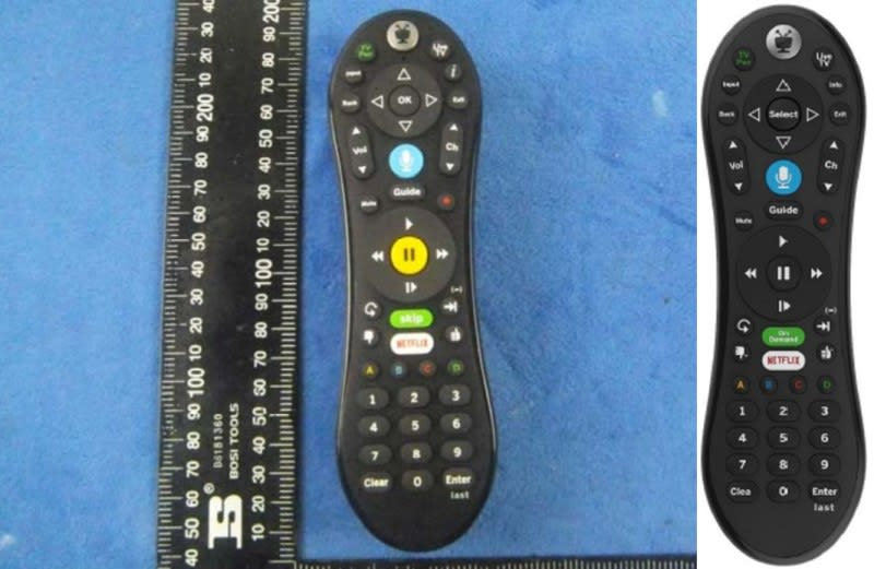 103b7237afe TiVo's voice-controlled Bluetooth remote has a Netflix button