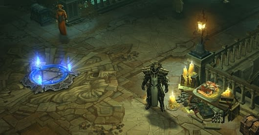 Diablo III patch improves pets, Greater Rifts, and Witch Doctors