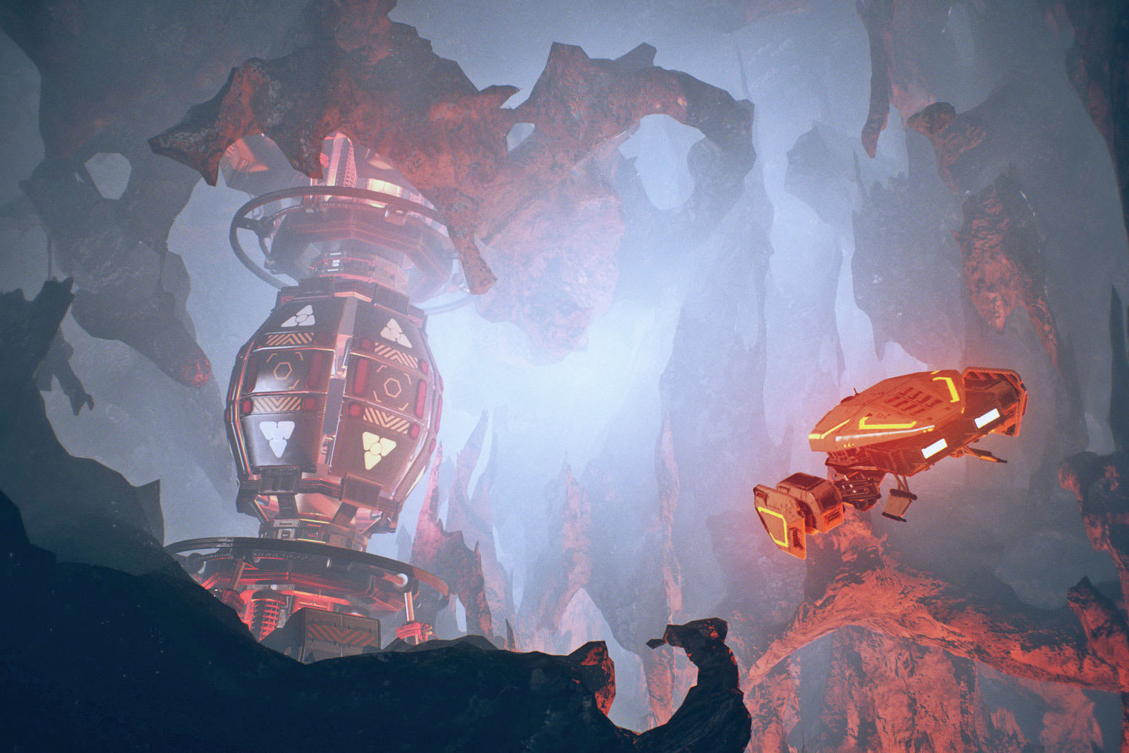 Descent' revival is coming to PS4 and Xbox One