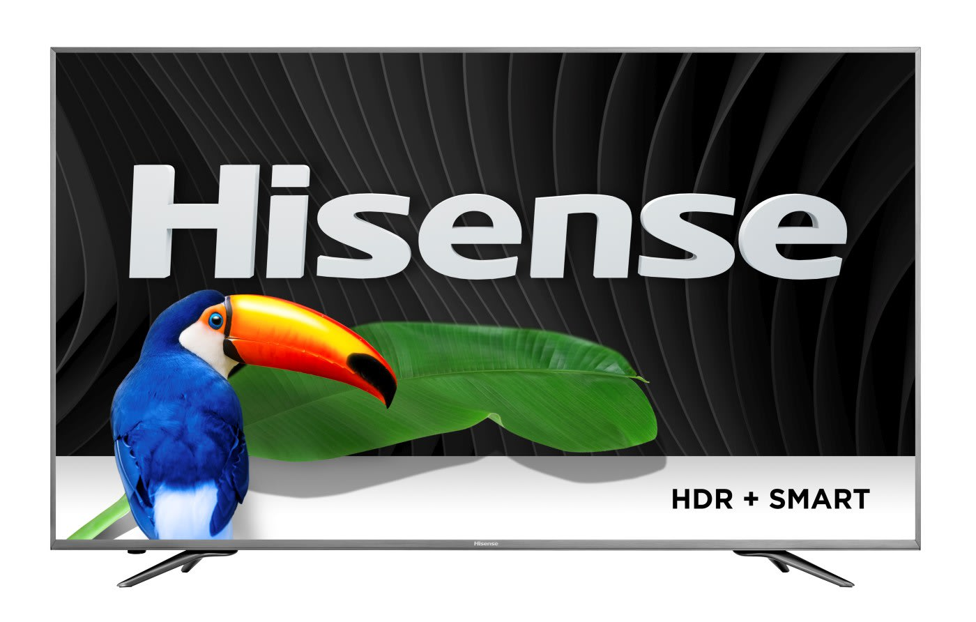Hisense 4K TVs look for a place to fit on crowded shelves