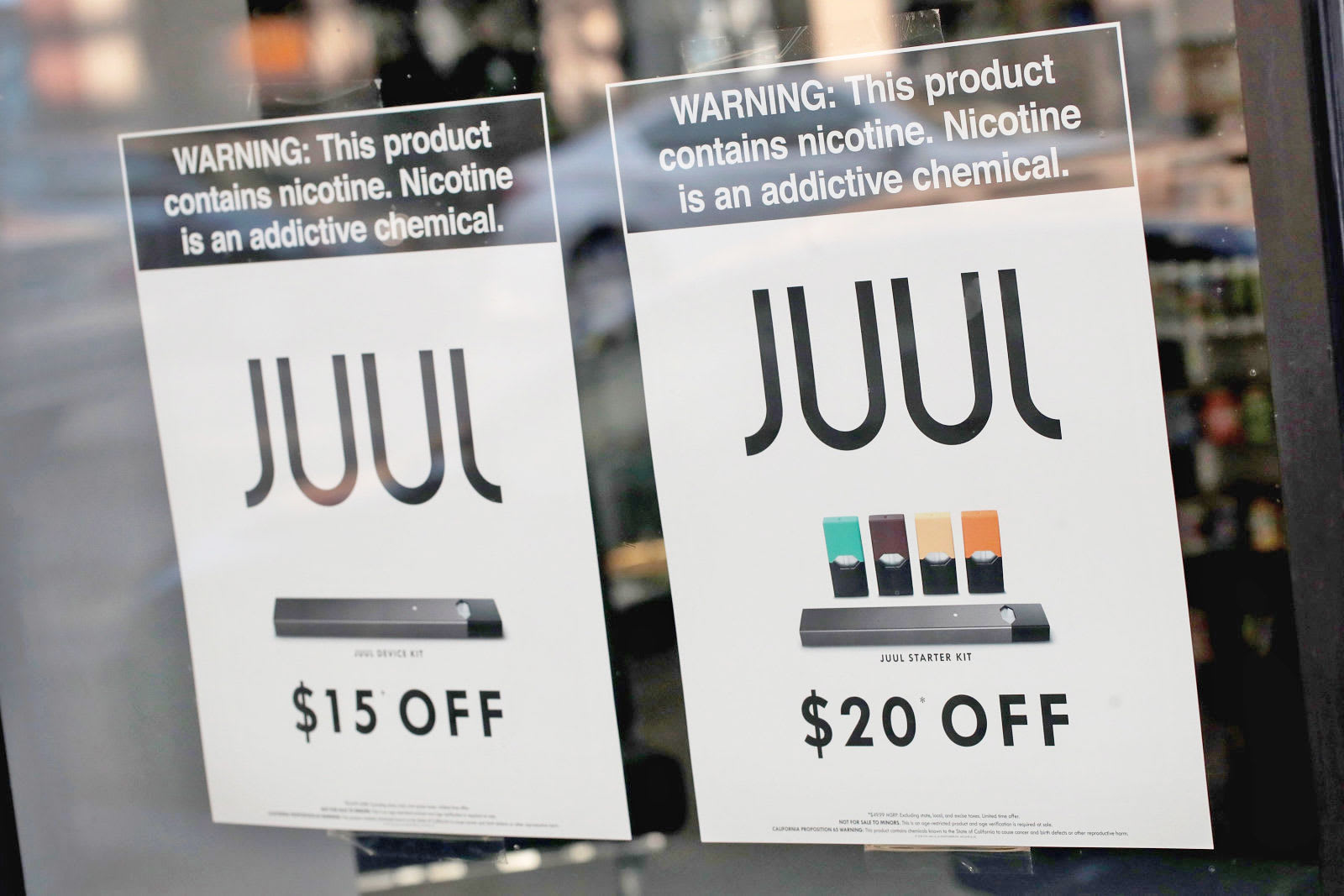 FDA seizes marketing documents from e-cig maker Juul