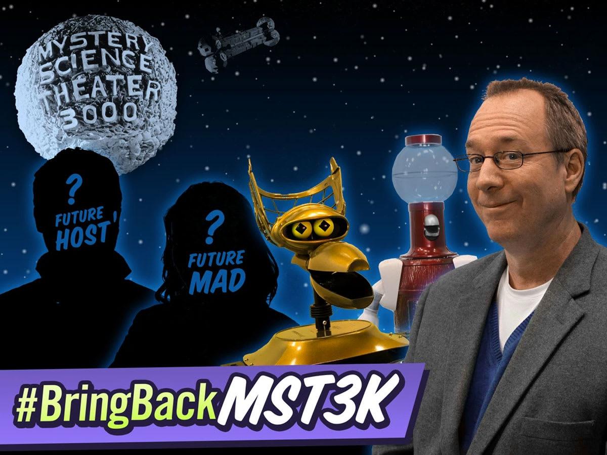 MST3K' needs Kickstarter cash to make its comeback