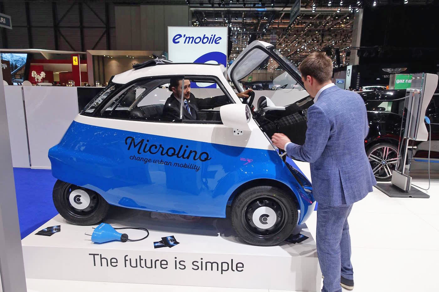 Micro Mobility Systems