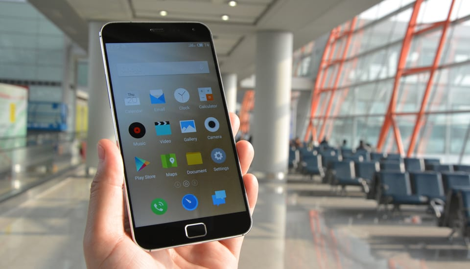 Meizu MX4 goes Pro with '2K+' screen and 'Retina Sound'