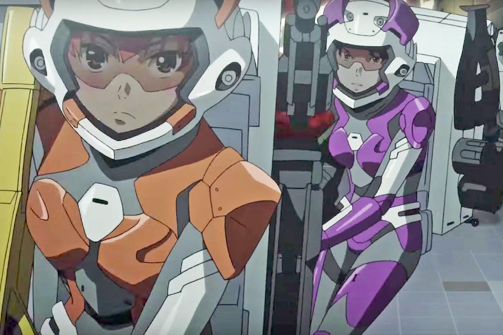 Netflix Reveals New Slate Of Anime Originals Engadget