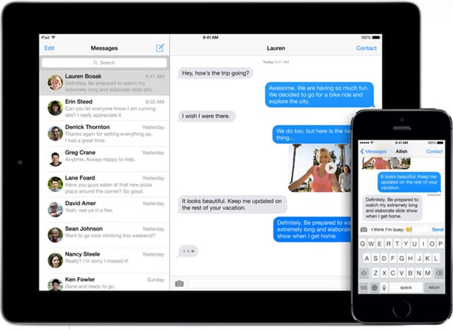 iPhone 101: How to easily combine multiple iMessages into a single