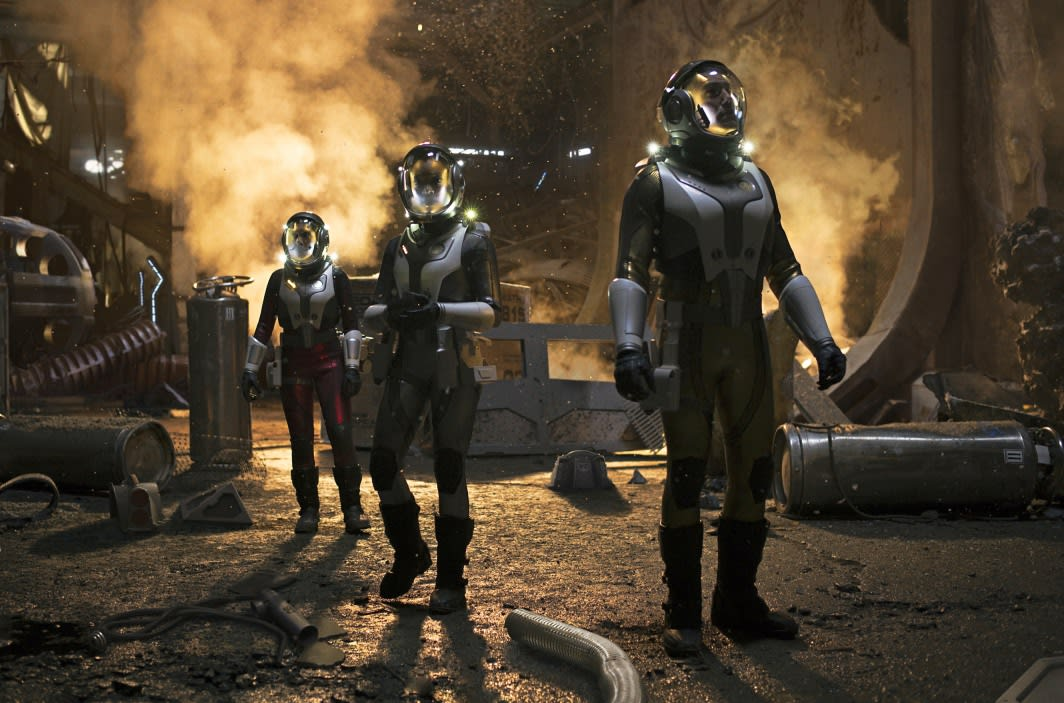 CBS All Access' 'Star Trek: Discovery' is viewable offline with a catch