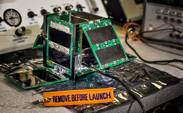 NASA launches $5 million contest to find CubeSats for deep