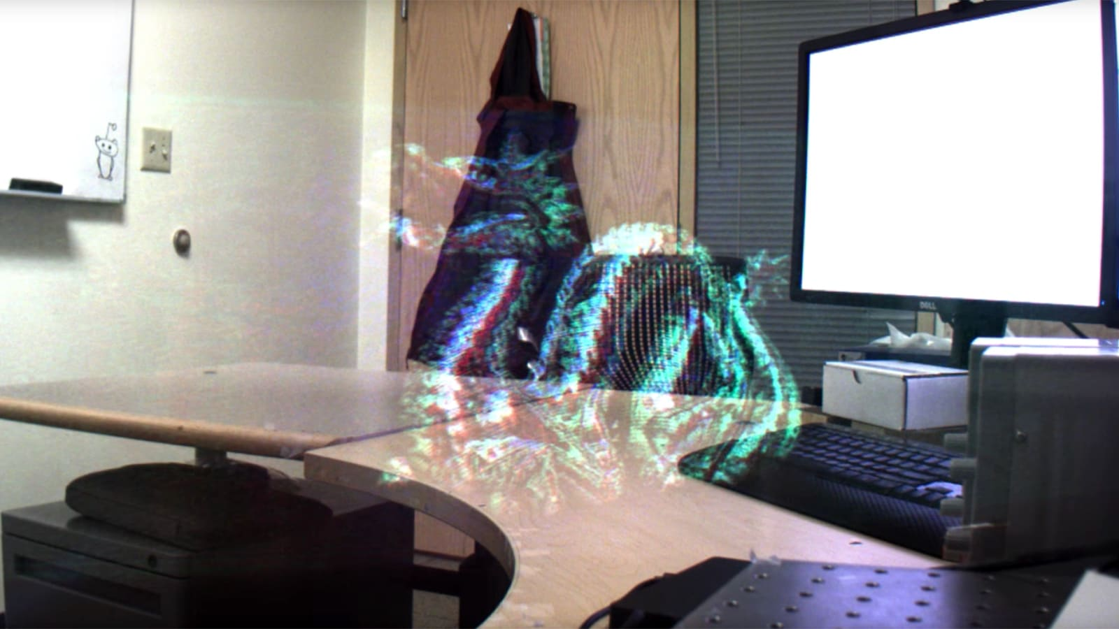 Microsoft's true holographic display fits in your glasses