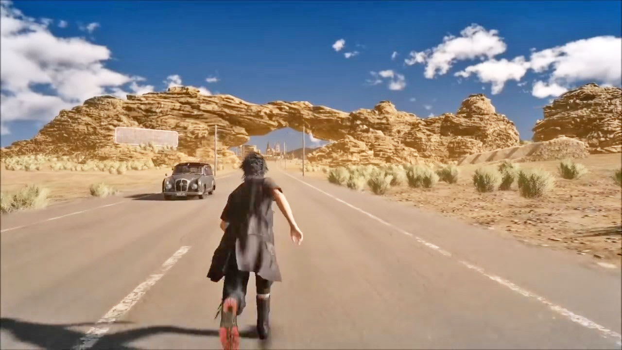 Final Fantasy XV' update boosts framerates on PS4 Pro