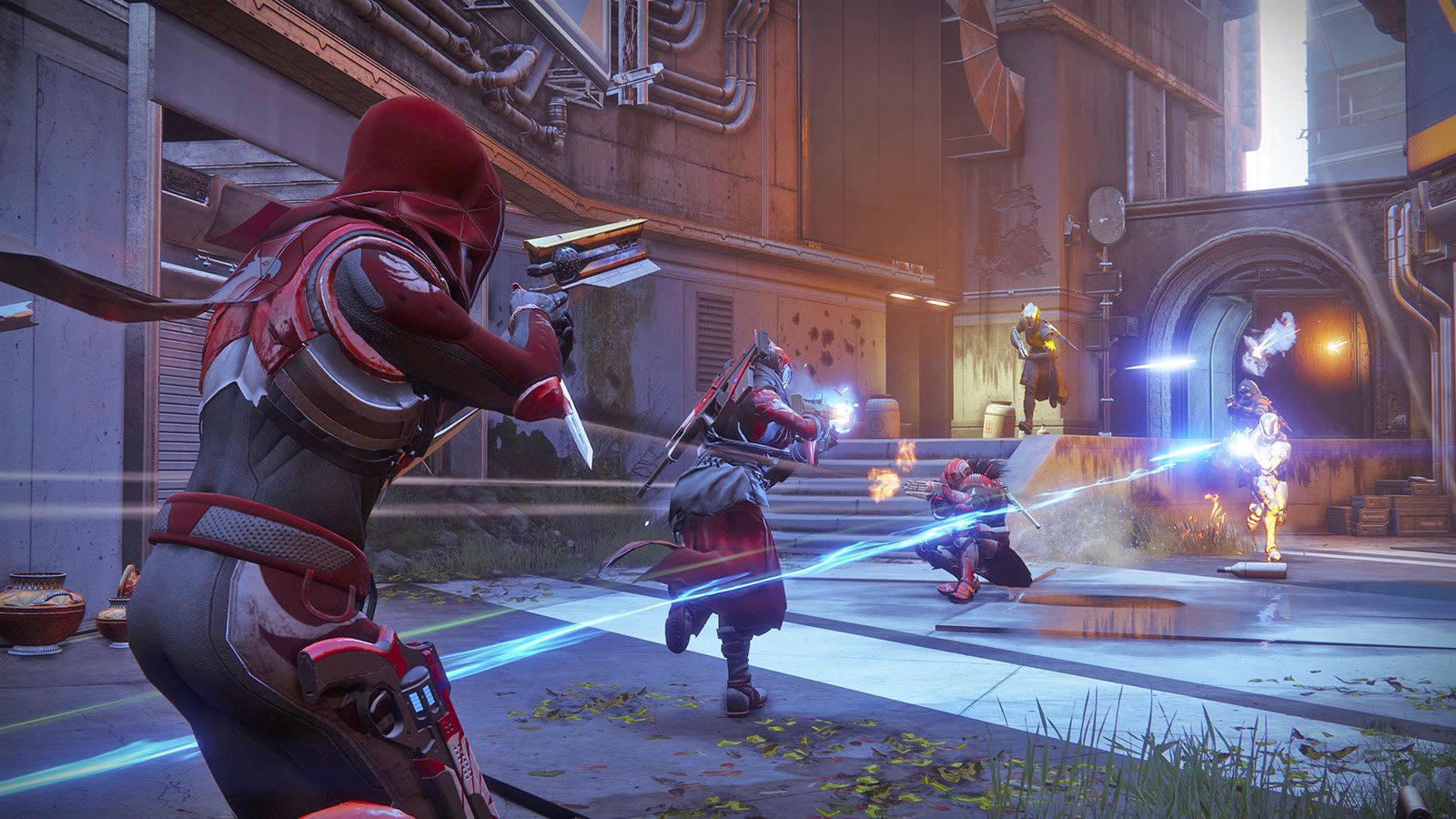 Destiny 2' studio will remove armor that looks like a 'hate