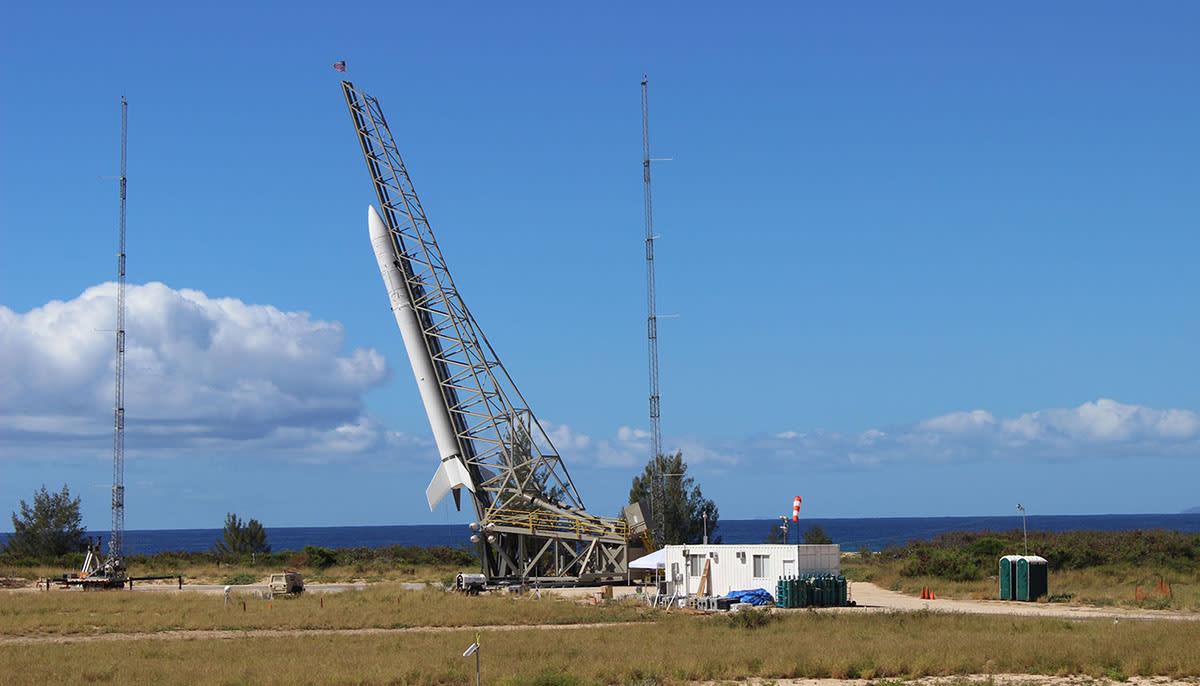 Cheap satellite-launching rocket fails on its maiden flight