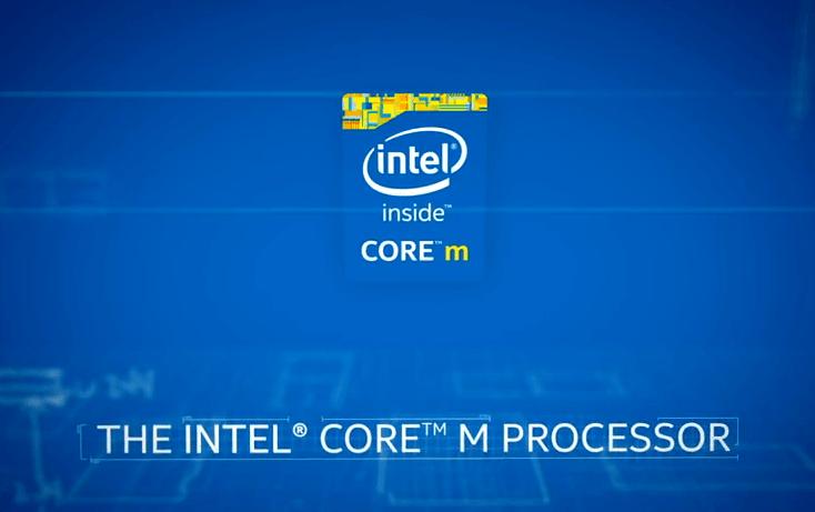 Los nuevos Core M de Intel reducen el tamaño a la mínima expresión