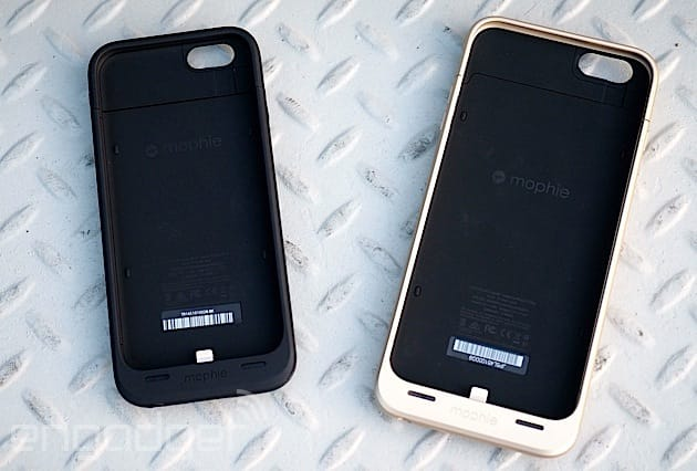 uk availability 5cafb 4a910 Mophie introduces new battery cases for the iPhone 6 and 6 Plus