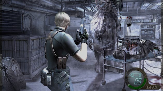 Resident Evil 4' secretly adjusted its difficulty for you