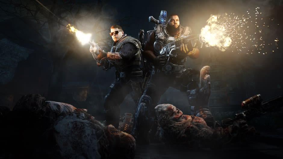 Gun through 'Gears of War 4' as Run The Jewels in new DLC