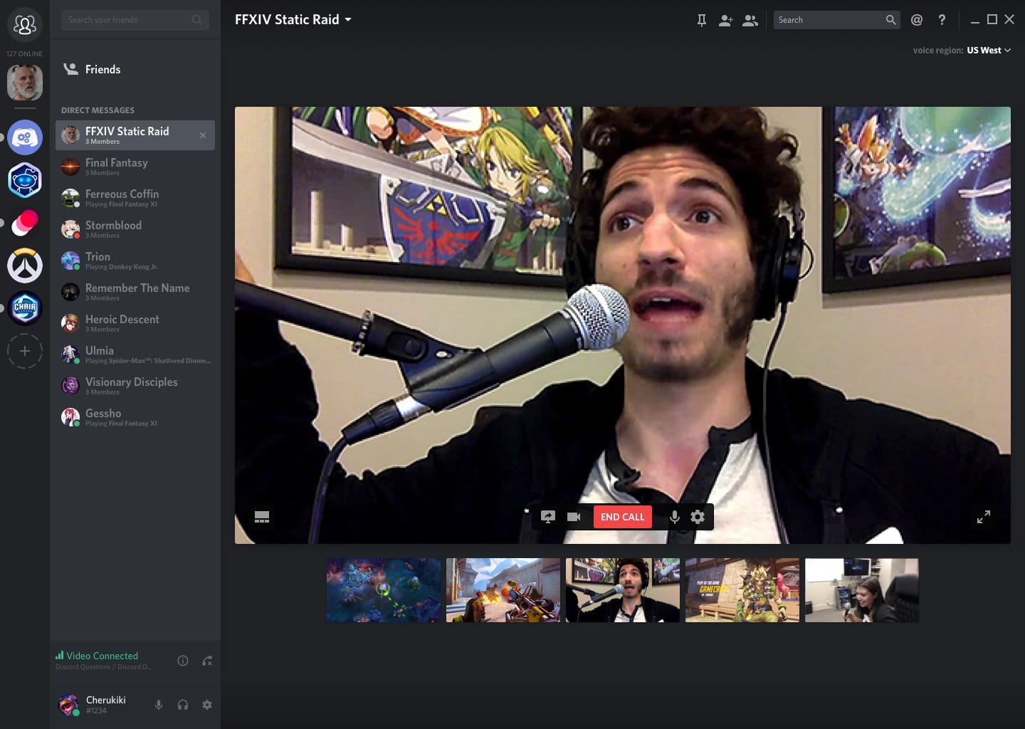 Discord makes video chat and screen sharing available to all