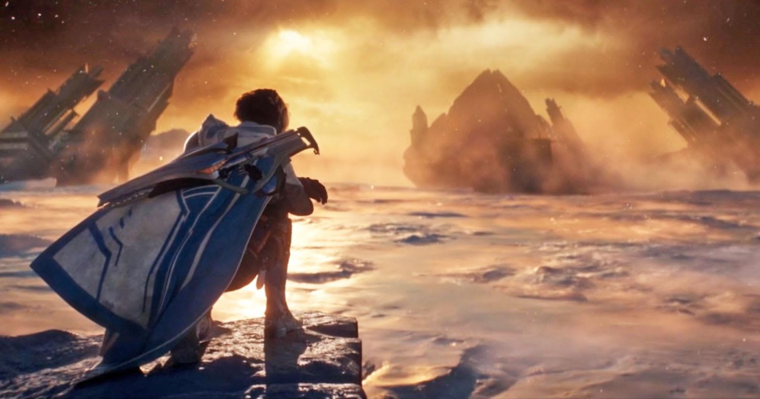 Destiny 2' Warmind add-on puts a horde event on arctic Mars