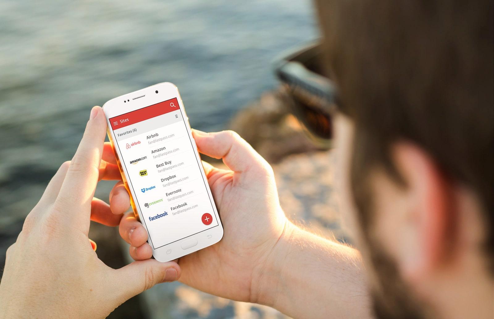 LastPass fixes fingerprint security flaw in its