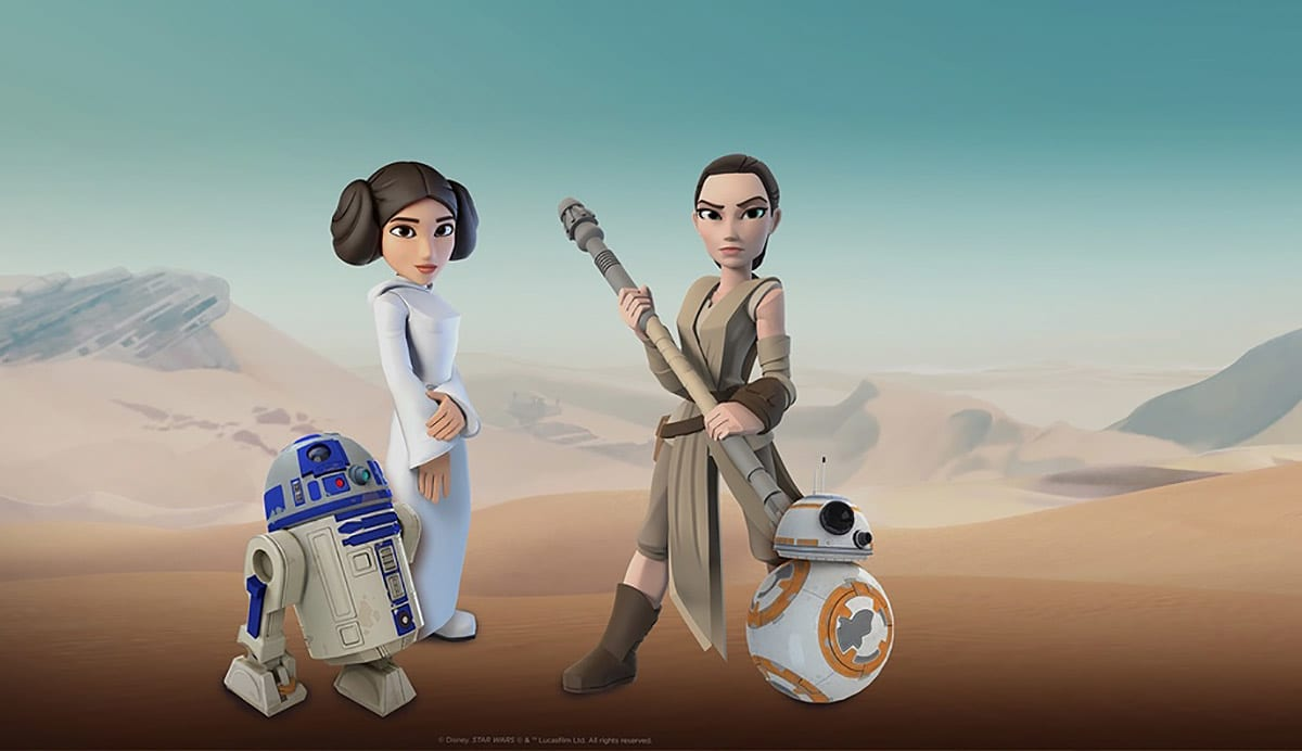 Star Wars' characters are teaching kids to code