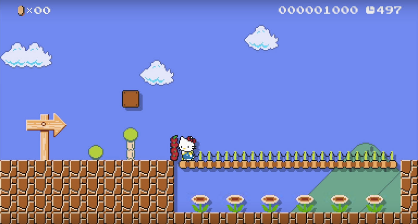 a58193791 Nintendo has added new characters to its Super Mario Maker before, but this  week the title gains another fan favorite. Starting tomorrow evening (May  26th), ...