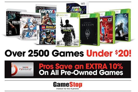 Gamestop Easter Weekend Sale Offers Buy 2 Get 1 Free On Used
