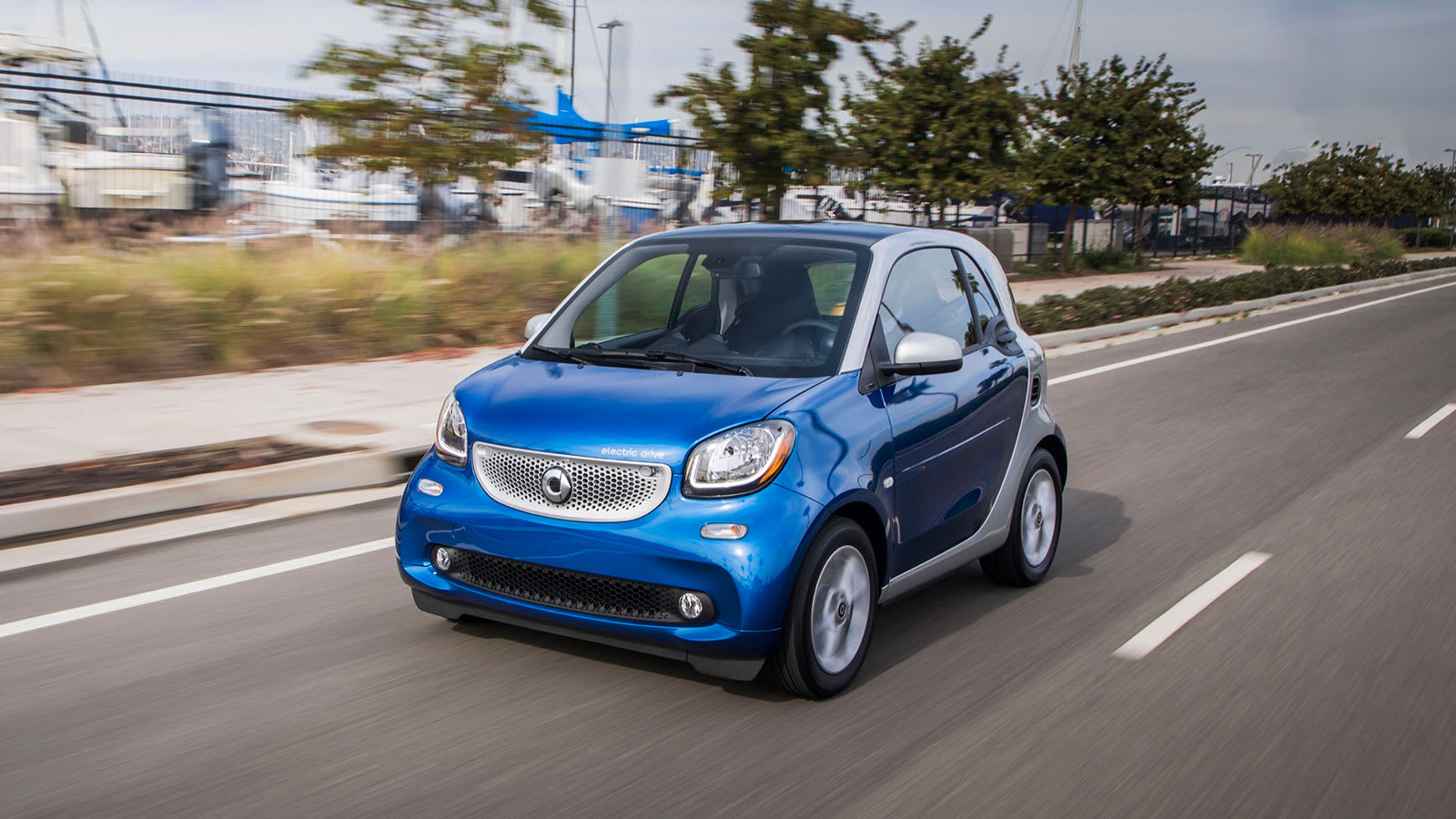 Smart Fortwo Electric Drive Quick Spin Review Engadget