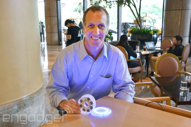 Intel's cable-free future will use WiTricity's advanced wireless