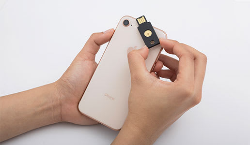 iPhone owners can now use Yubikey NFC tags to unlock apps