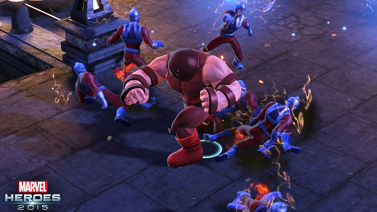 Marvel Heroes' Juggernaut, multi-speccing, and upcoming