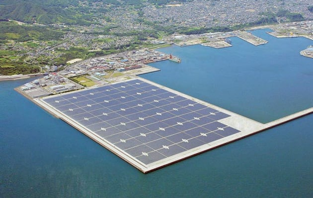 India Plans To Build The Worlds Largest Floating Solar Farm