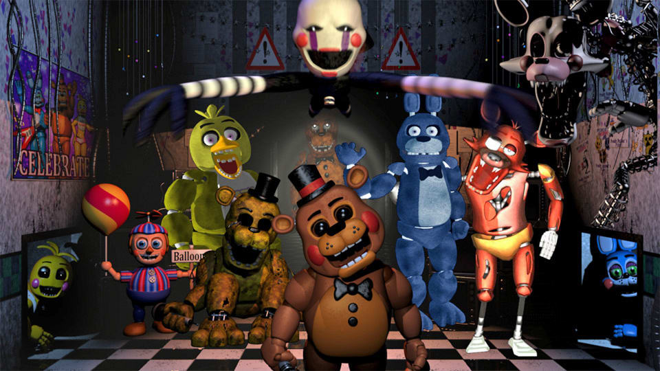 Five Nights at Freddy's World' removed from Steam