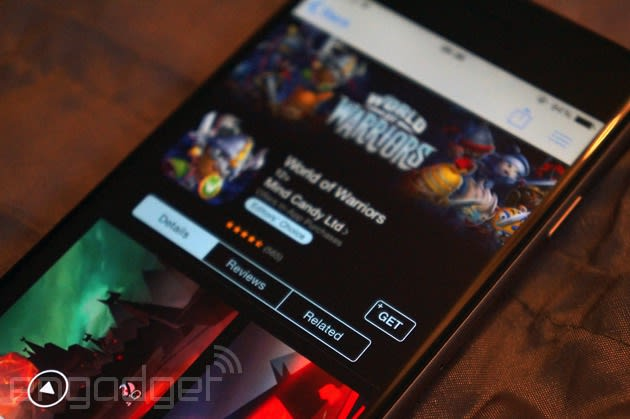 Why App Store apps are now labeled 'Get' instead of 'Free'