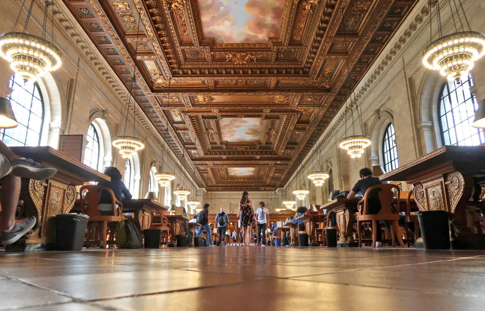 A New York library card is your ticket to stream thousands