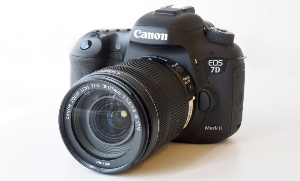 The 7D Mark II is Canon's best DSLR without a full-frame sensor