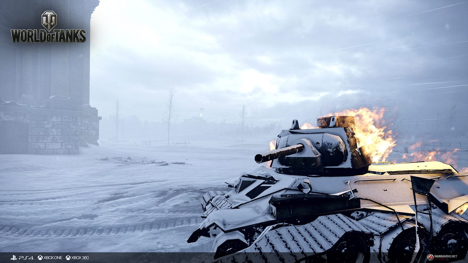 World of Tanks' adds single-player campaigns on August 22nd