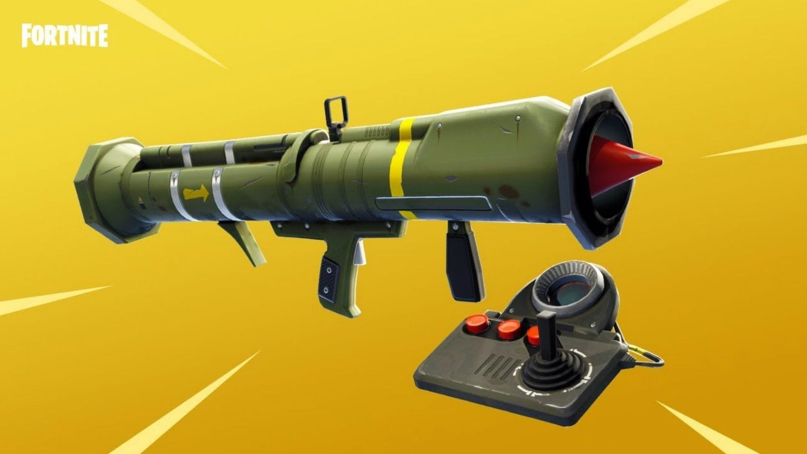 Fortnite Will Bring Back Guided Missiles In A Softer