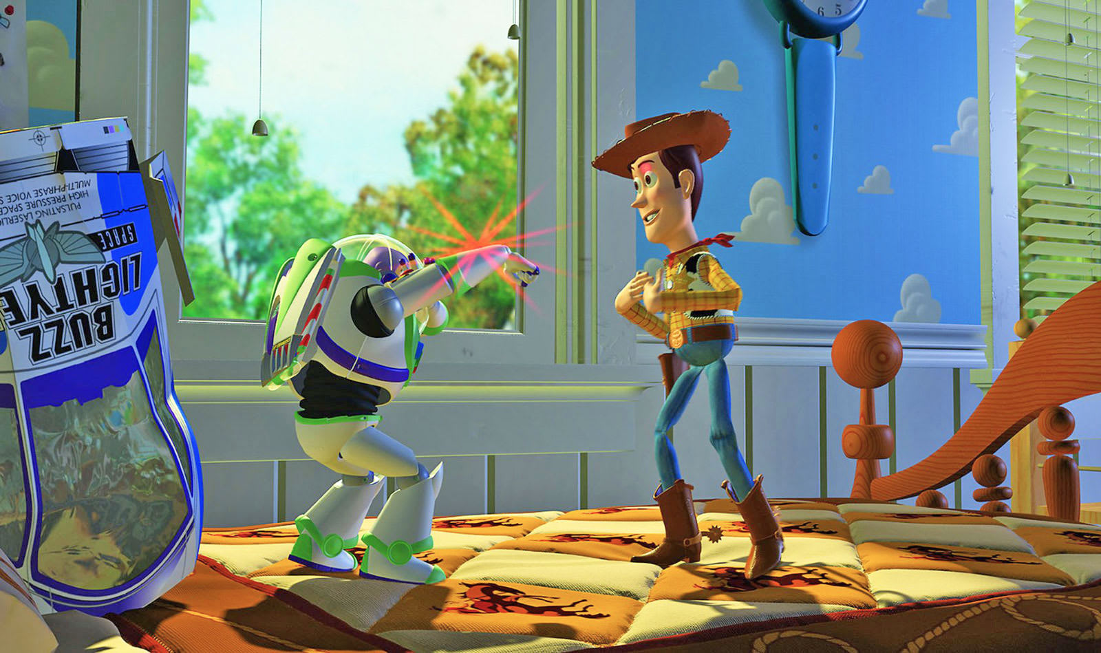 Pixar opens a free Khan Academy course on storytelling