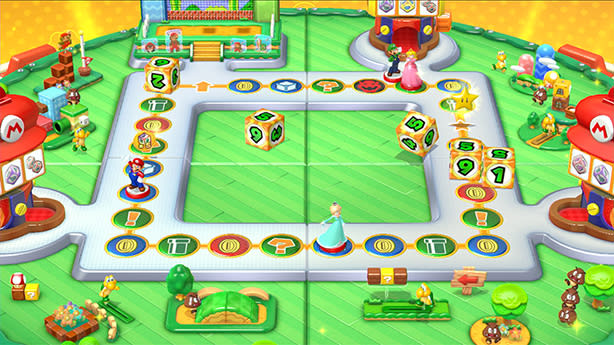 Mario Party 10 Throws An Amiibo Get Together On March 20