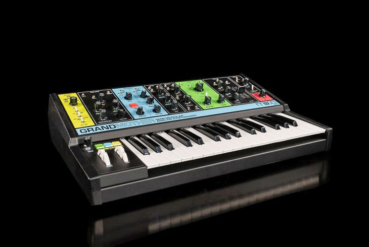 Moog's Grandmother is a retro-inspired synth for all skill levels