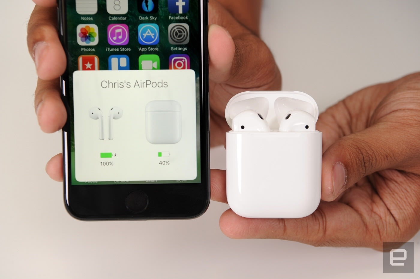 6b3c9643b29 Chris Velazco/Engadget. Apple plans to release upgraded AirPods ...