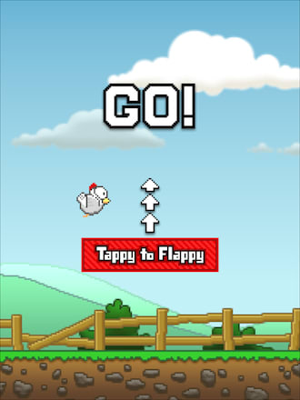 Epic's Unreal Engine 4 'Flappy Bird' homage 'Tappy Chicken